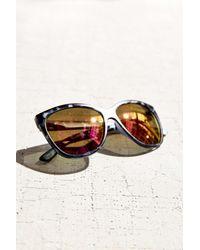 Quay - Black About Last Night Sunglasses - Lyst