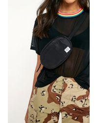 BDG - Black Rounded Nylon Bum Bag - Lyst