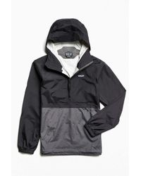 Patagonia | Black Torrentshell Pullover Anorak Jacket for Men | Lyst