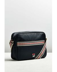 Fila Mercia Messenger Bag in Blue for Men | Lyst