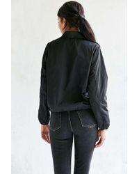 BDG - Black Denim Jacket - Lyst