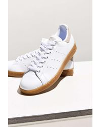 adc8dc247d73 Lyst - adidas Originals Originals Stan Smith Gum Sole Sneaker in Gray