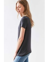 Comune - Gray Michelle By Zodiac Tee - Lyst