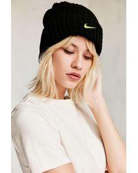 Nike | Black S+ Beanie 2 | Lyst
