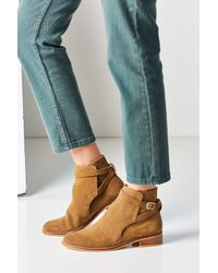 Urban Outfitters | Multicolor Sabine Buckle Wrap Ankle Boot | Lyst