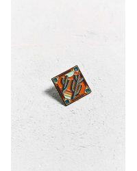 Mokuyobi | Brown Southwest Pin | Lyst