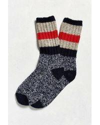 Woolrich | Multicolor Rugby Stripe Sock for Men | Lyst
