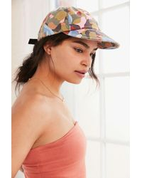 Poler | Multicolor Big Bill Flopster Baseball Hat | Lyst