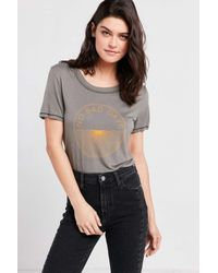 Truly Madly Deeply | Green No Bad Days Tee | Lyst