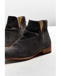 Shoe The Bear | Gray Soho Suede Chelsea Boot for Men | Lyst