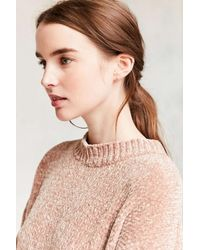 Urban Outfitters | Metallic Iridescent Post Earring Set | Lyst