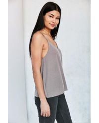 Silence + Noise - Multicolor Stella Strappy Swing Cami - Lyst