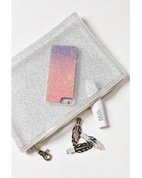 Urban Outfitters | Metallic Glitter Pouch | Lyst
