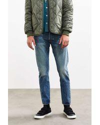 Levi's | Blue 501 Custom Tapered Rosebowl Jean for Men | Lyst