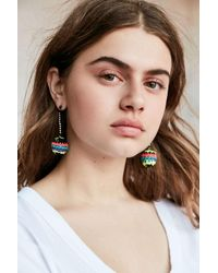 Venessa Arizaga | Multicolor Catch The Rainbow Earring | Lyst