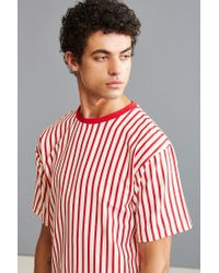 Publish - Red Diego Box Tee for Men - Lyst