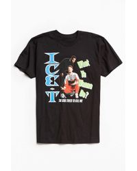 Urban Outfitters | Black Ice T What You Wanna Do Tee for Men | Lyst