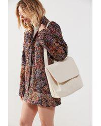Baggu | White Canvas Shoulder Bag | Lyst