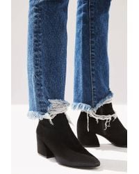 BDG - Blue High-rise Straight-leg Jean – Conrad - Lyst
