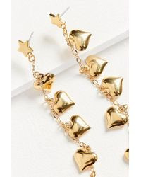 Frasier Sterling - Metallic Welcome To Miami Drop Earring - Lyst