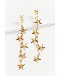 Frasier Sterling | Yellow Welcome To Miami Drop Earring | Lyst