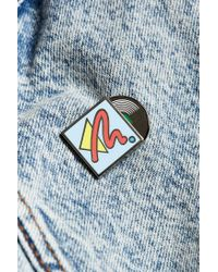 Urban Outfitters - Blue Uo Vinyl Moveable Pin - Lyst