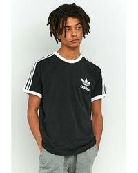 Adidas Originals | California Black T-shirt for Men | Lyst
