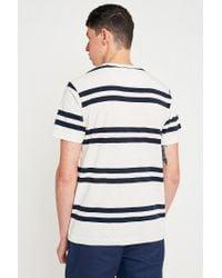 Farah - White Hewitt Ecru T-shirt for Men - Lyst