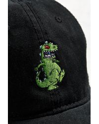 Urban Outfitters - Black Reptar Dad Hat for Men - Lyst