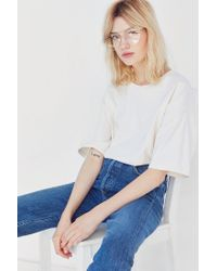 Urban Outfitters - Metallic Outer Space Metal Brow Bar Readers - Lyst