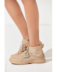 PUMA | Natural Fenty By Rihanna Trainer Hi Leather Sneaker | Lyst