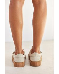 Urban Outfitters - Multicolor Hollie Three-strap Creeper Sneaker - Lyst