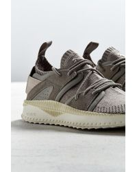 PUMA - Gray Tsugi Blaze Evoknit Sneaker for Men - Lyst