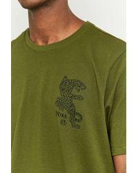 Nike - Green Dry Leopard T-shirt for Men - Lyst
