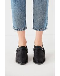 Urban Outfitters - Black Velma Harness Mule - Lyst