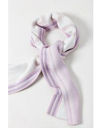 Urban Outfitters - Purple Uo Soccer Scarf - Lyst