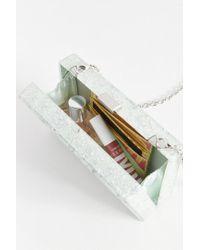 Urban Outfitters - Metallic Flecked Glitter Crossbody Box Bag - Lyst