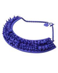 Heaven Tanudiredja | Blue Drake Necklace | Lyst