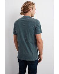 Velvet By Graham & Spencer - Multicolor Blaise V-neck Pigment Dye Whisper Tee for Men - Lyst