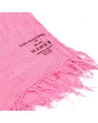 Étoile Isabel Marant - Pink Scarf - Lyst
