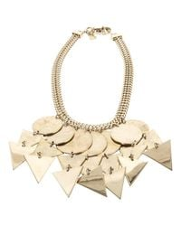 Givenchy | Metallic Pre-owned Necklace | Lyst