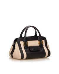 Chloé - Alice Brown Leather - Lyst