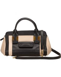 Chloé - Brown Pre-owned Alice Leather Handbag - Lyst
