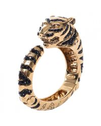 Roberto Cavalli | Metallic Pre-owned Gold Metal Bracelet | Lyst