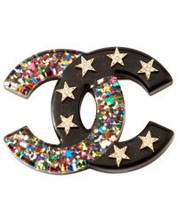 Chanel - Multicolor Pre-owned Pin & Brooche - Lyst