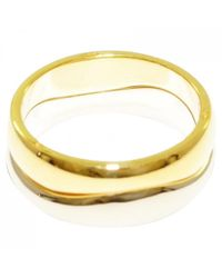 Cartier - Metallic Pre-owned Yellow Gold Ring - Lyst