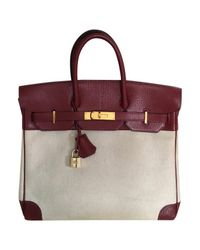 Hermès - Multicolor Pre-owned Birkin Leather Bag - Lyst