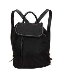 Céline - Pre-owned Vintage Black Synthetic Backpacks - Lyst
