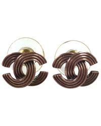 Chanel - Multicolor Pre-owned Earrings - Lyst