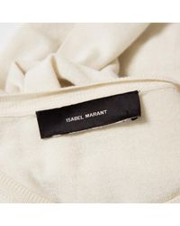 Isabel Marant - Multicolor Pre-owned Ecru Cashmere Knitwear - Lyst